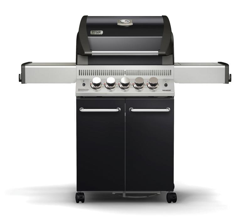 Broil Chef Paramount Black BC-430BBS Gasgrill