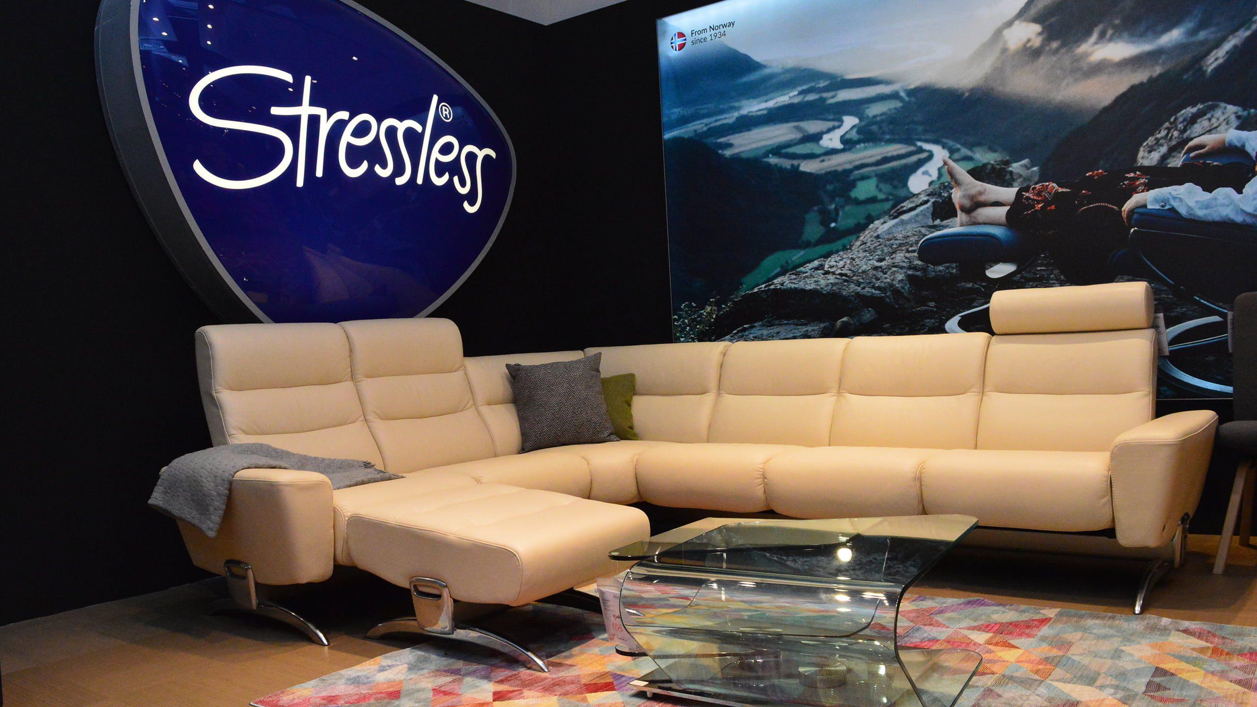 Stressless Polstergarnitur E300