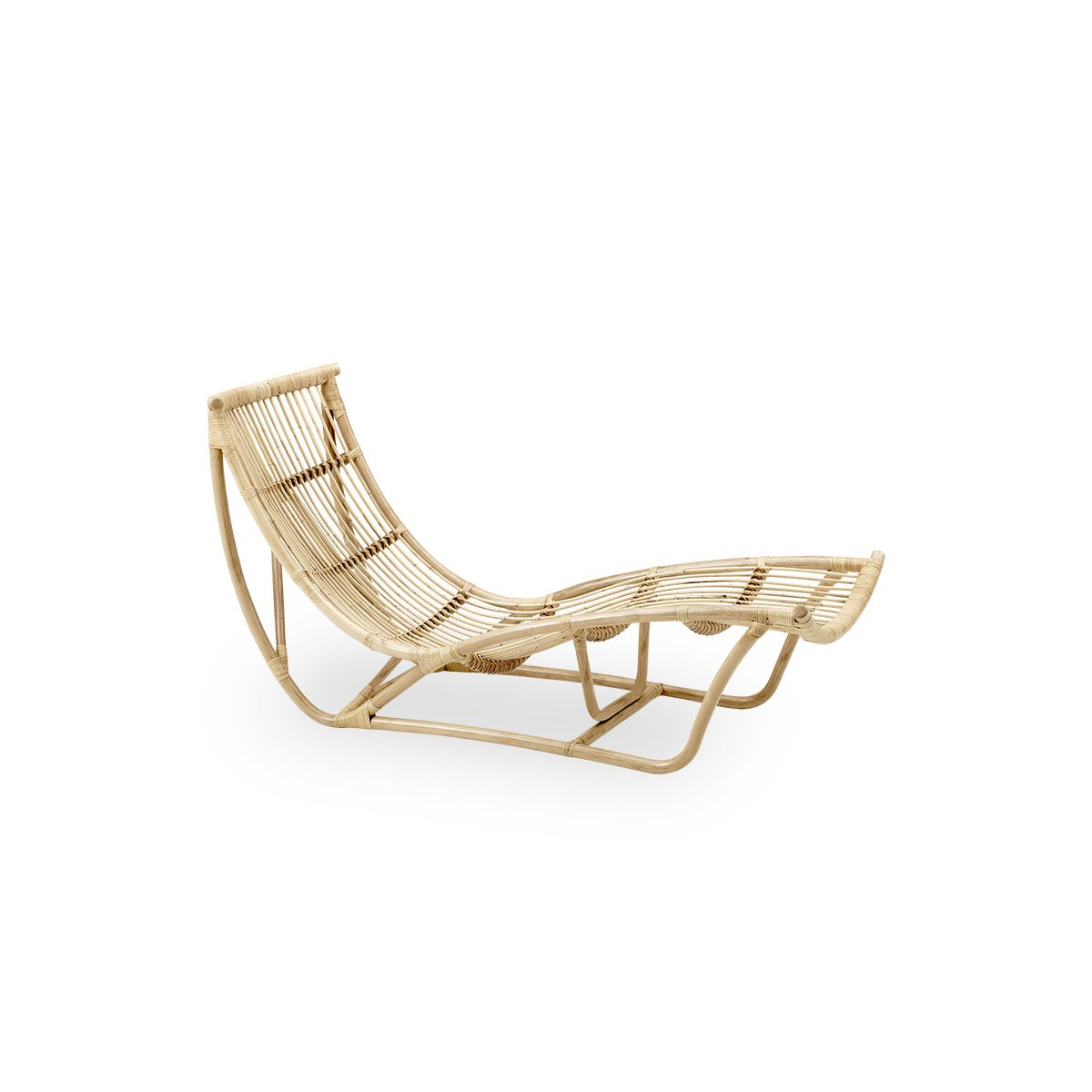 Sika Design Sessel Michelangelo Daybed Natur