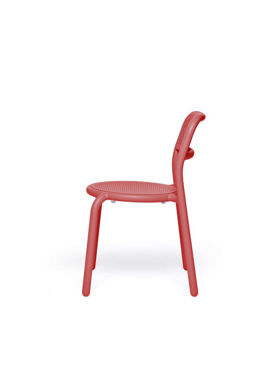 Fatboy Stuhl industrial red - Toni Chair Set