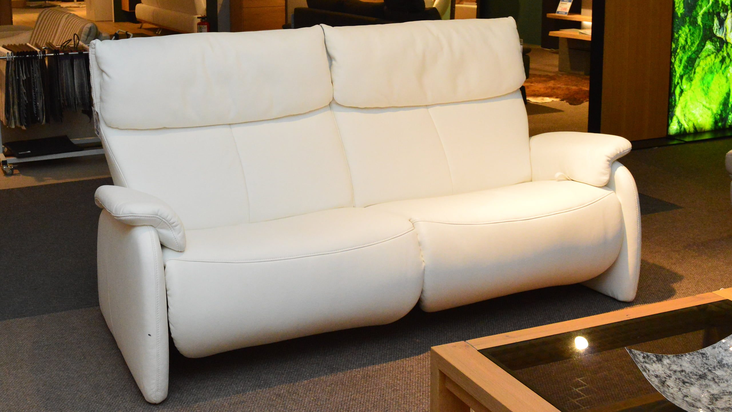 Himolla 3-Sitzer Sofa 4869 82 X44