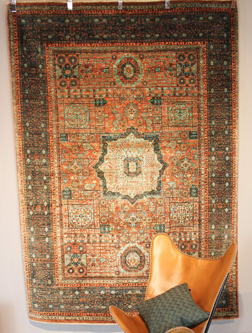 BO tepp-Teppich Mamlouk 174 x 243 cm Einzelstück