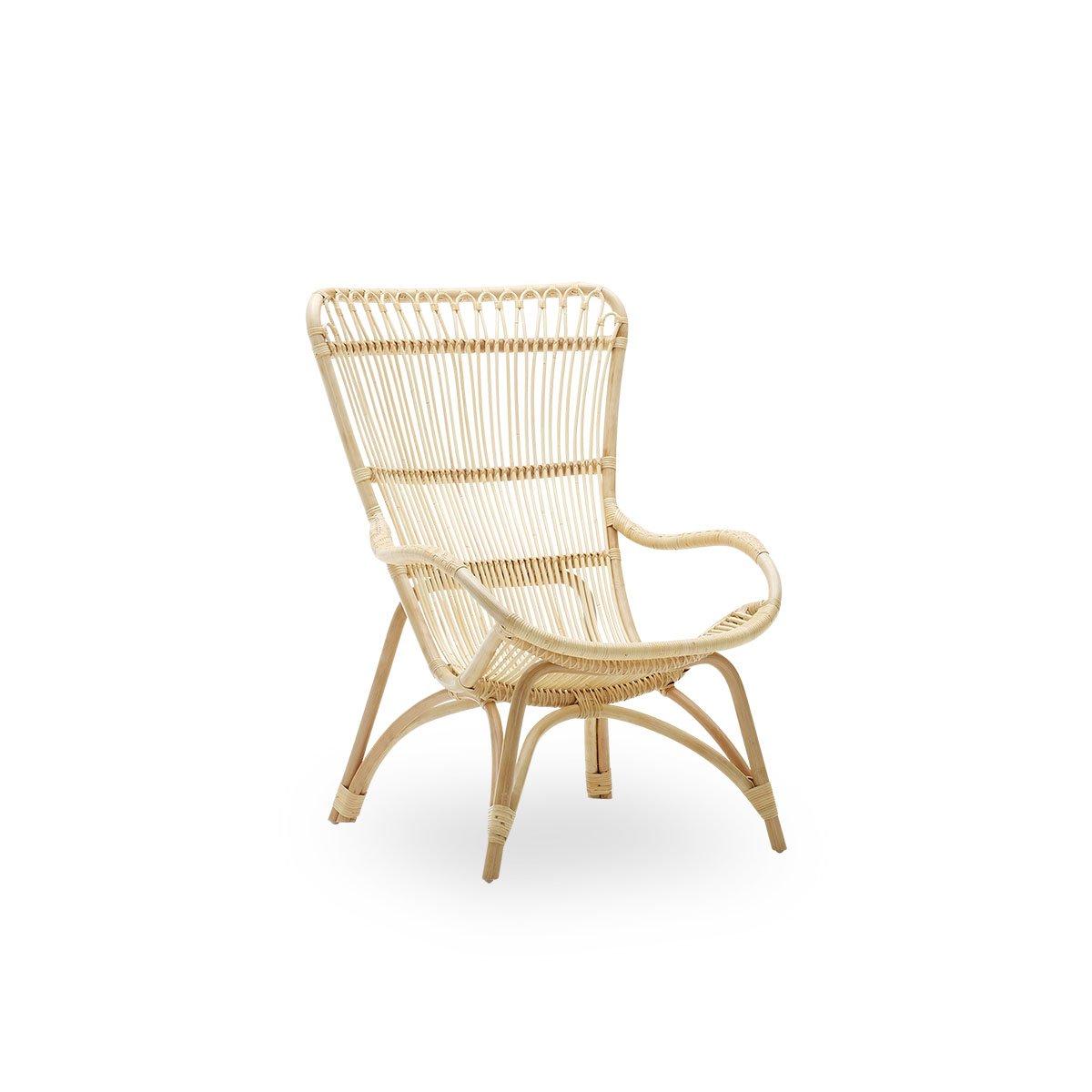 Sika Design Sessel Monet ohne Hocker Natur