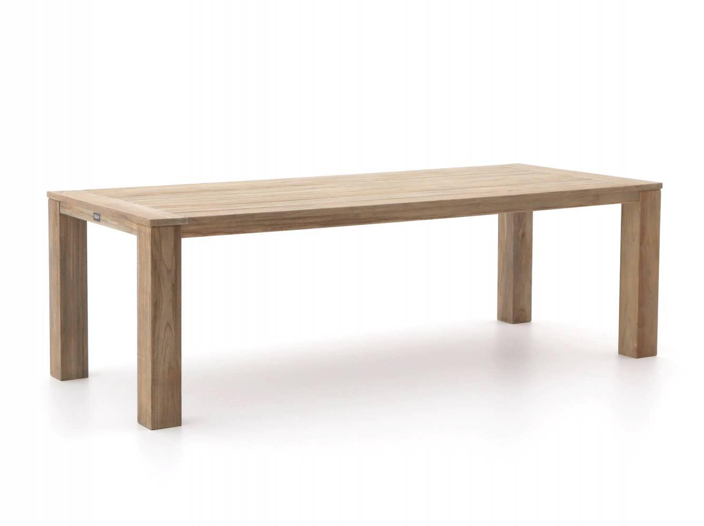 Best Moretti 52351667 Teak-Tisch grau