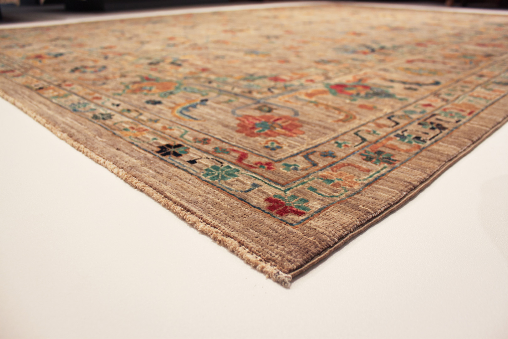 BO tepp-Teppich Ziegler modern 242 x 342 cm Einzelstück
