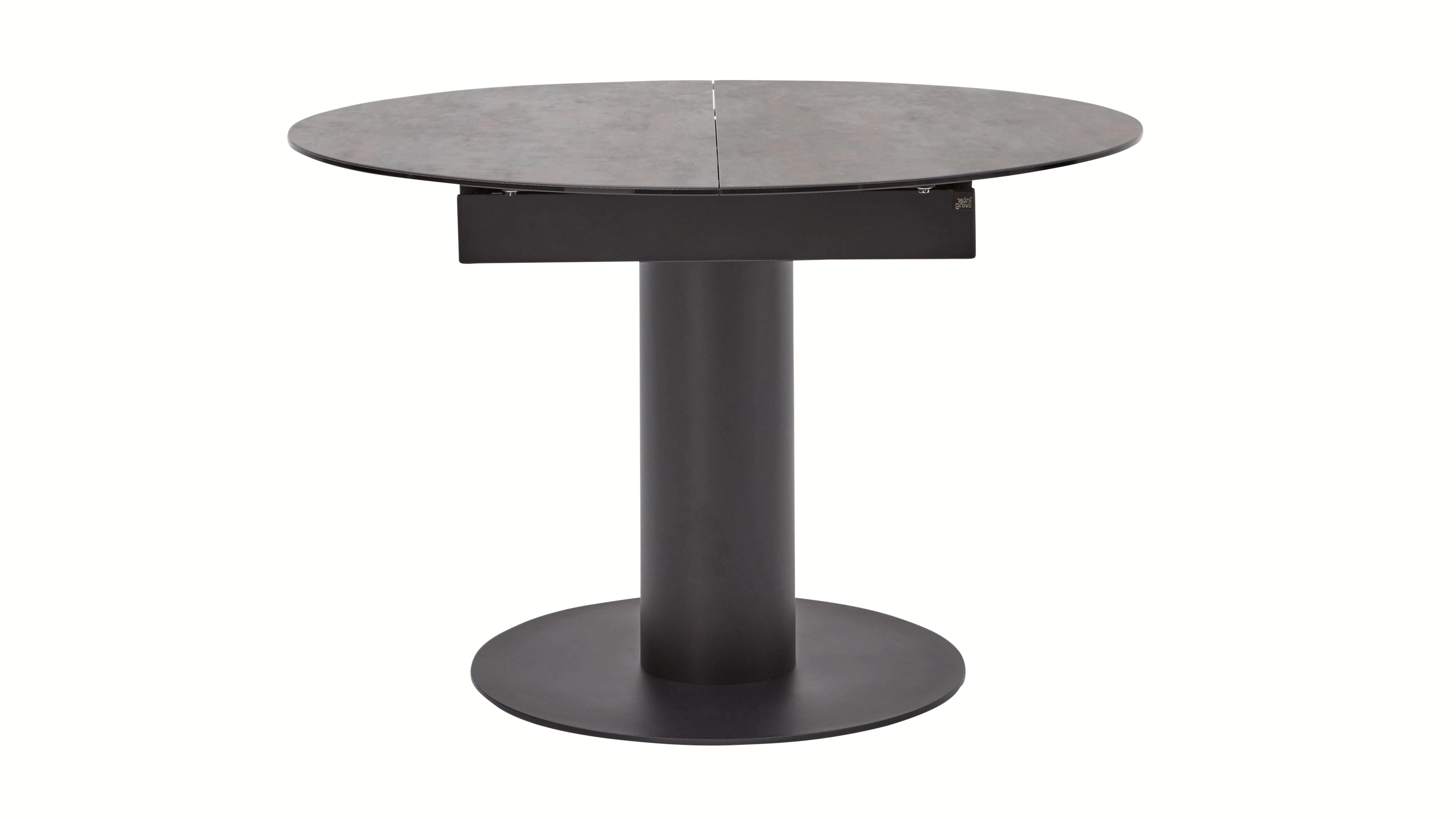 Interliving 5104 Tisch - Keramik, rund