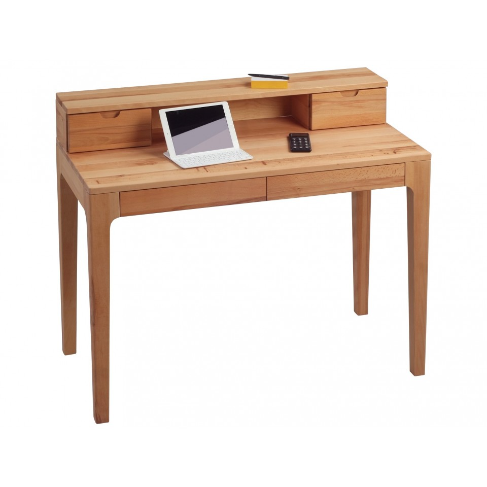 M2 Schreibtisch Oskar Holz massiv