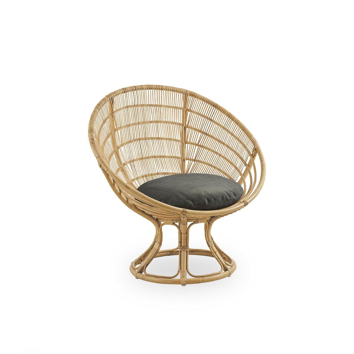 Sika Design Sessel Luna Natur