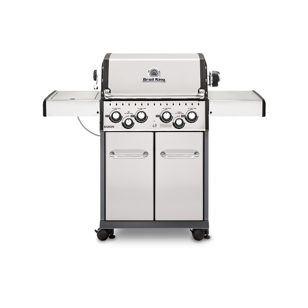 Broil King Baron S 490 IR Gas-Grill 922182